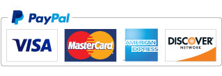 Payer avec Paypal avec votre carte bleue pour garantir la sécurité