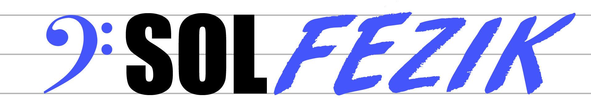 logo du site pour apprendre la musique et le solfège Solfezik.fr